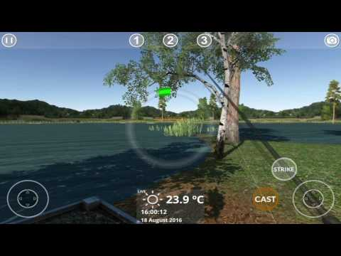 Carp Fishing Simulator APK Cover