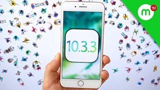 REVIEW IOS 10.3.3 khắc phục lỗi hao pin và nóng máy trên iPhone| MANGOTV