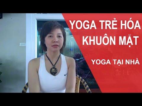 Yoga Cho Khuôn Mặt - Bài Tập Yoga Giúp Cho Khuôn Mặt Thanh Thoát Hơn (Yoga Face)