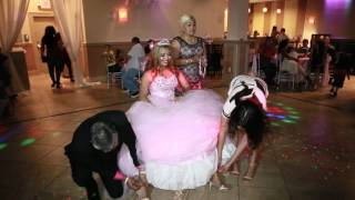 Stephanie Sweet Sixteen Video