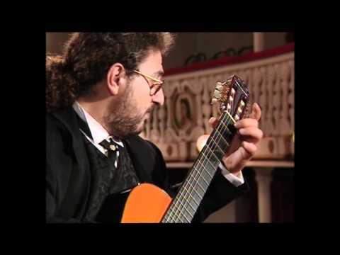 Aniello Desiderio Plays Chimarosa
