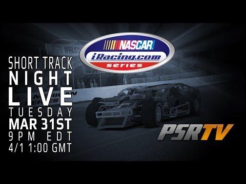 2015 NASCAR iRacing Night - Short Track Night: 3/31