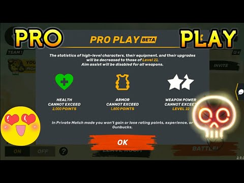 PRO PLAY MODE  - GUNS OF BOOM 😨 EXPLAINED
