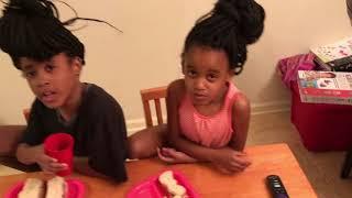 Watts Family Nightly routine