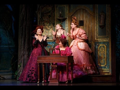 Carly Rae Jepsen & Fran Drescher in CINDERELLA on Broadway