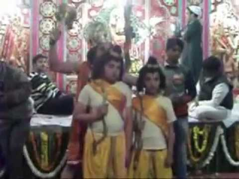 Ram bhi chale na hanuman ke bina (jhaanki) by lovely and party...