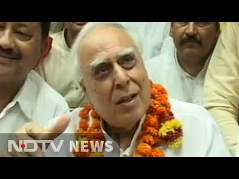 BJP gains in Rajya Sabha elections, Kapil Sibal wins from UP