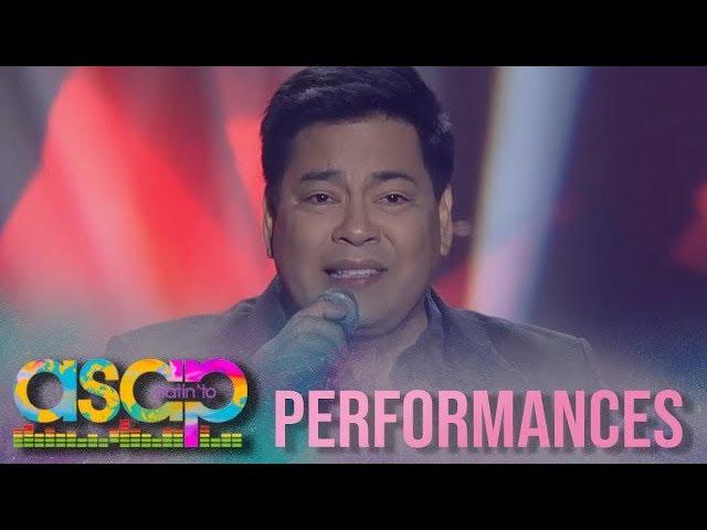 ASAP Natin 'To: Martin Nievera performs a grand comeback performance on ASAP Natin 'To