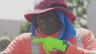 Union County crossing guard named NC 'School Hero'