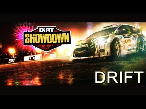 Dirt Showdown gameplay editado Gymkhana