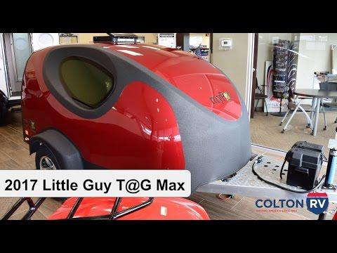 2017 Little Guy T@G Max   Travel Trailer