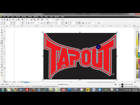 Corel draw x5 video training tutorials: View modes