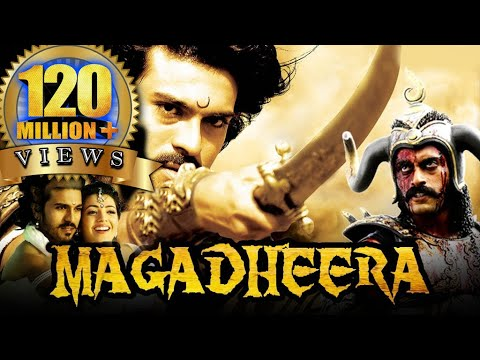Magadheera Hindi Dubbed Full Movie | Ram Charan, Kajal Aggarwal, Dev Gill, Srihari thumbnail