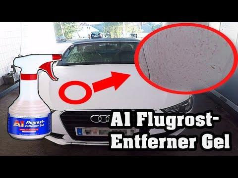 Dr Wack A1 Flugrost-Entferner Gel, Flugrostentferner Audi A5