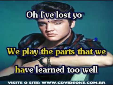 Elvis Presley   I've Lost You