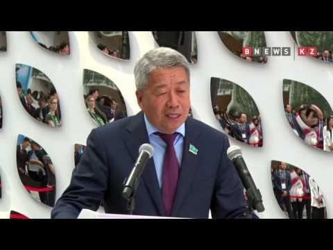 Открытие павильона Кореи на ЭКСПО-2017: Один из самых лучших!