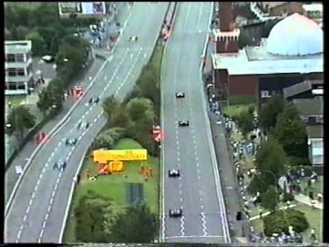 1990 - Birmingham Superprix - Live coverage of the F3000 race