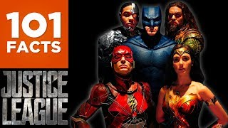 101 Facts About Justice League