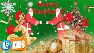 Jinggle Bells - Nhạc Giáng Sinh Cho Bé ♫ Christmas Song