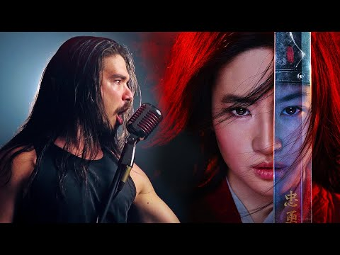 """""""I'll Make a Man Out of You"""" METAL COVER - Mulan"""