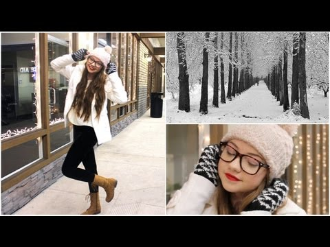 Winter Must-Haves: Fashion + Beauty!!!