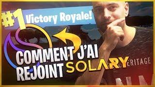 COMMENT J'AI REJOINT SOLARY