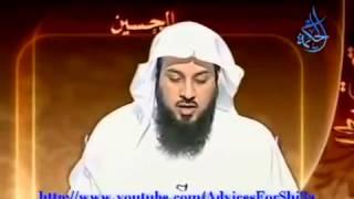 الشيخ محمد العريفي يلقي قصيدة في مدح آل البيت