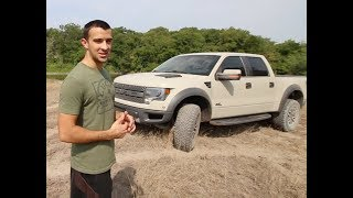 I Bought an SVT Raptor! (First Drive Off Road)