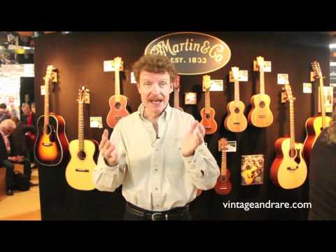 Martin Guitars / Chris Martin CEO Interview / Frankfurt 2011 / Vintage&RareTV
