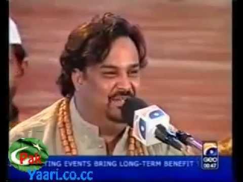 bhar de jholi Amjad Sabri - YouTube.flv