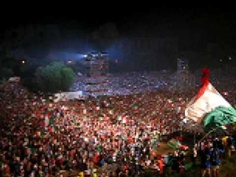 finale mondiali di calcio 2006 - Circo Massimo - Roma 4