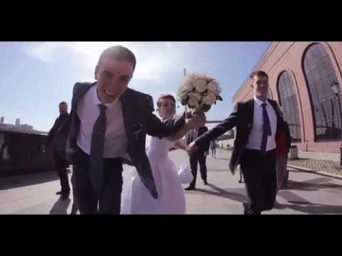 Свадебный клип Андрей и Оксана. Владивосток 2014