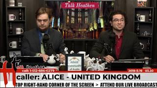 Talk Heathen 03.20 with Eric Murphy & Jamie Boone