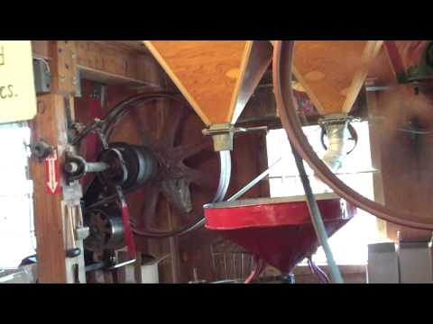 War Eagle Mill machine