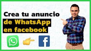 Cómo hacer una campaña de WhatsApp en Facebook [Guía paso a paso]
