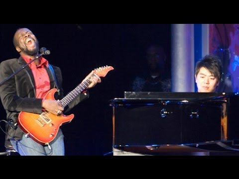 Wyclef Wyclectic Jean - Nobel Peace Prize Concert 2009 Part 1