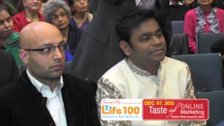 A.R.Rahman Road Official Unveiling in Canada