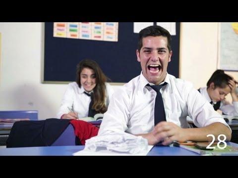42 Frases Típicas de Escolares