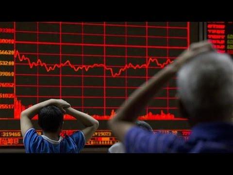 China's Market Turmoil Upends Banks' Expansion Plans