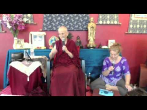 02 Working with Anger and Developing Fortitude 04-18-15