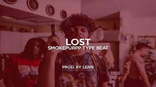 "[FREE] SmokePurpp Type Beat 2019 - ""Lost"" | Trap Instrumental"
