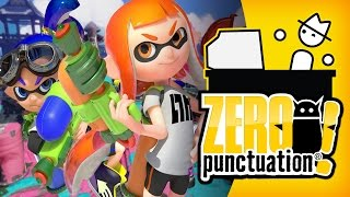 Splatoon - Ink Pun (Zero Punctuation)