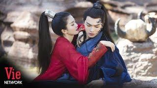 """Chiêu Dao """"cướp đời trai"""" của Trần Lan bằng những động tác mạnh tay   Phim cổ trang 2019 mới nhất"""