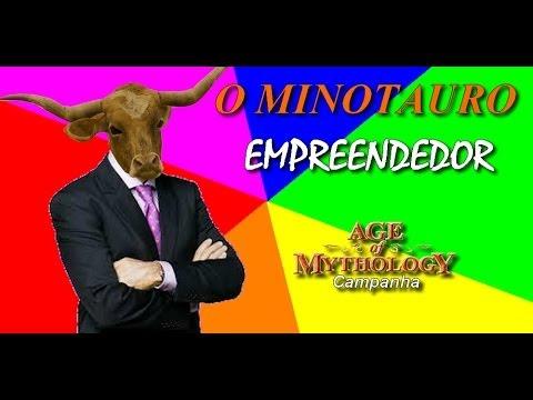 Campanha Age of Mythology Parte 2: O Minotauro Empreendedor