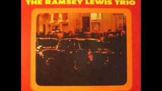 Ramsey Lewis Trio The 'In' Crowd
