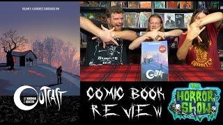 """Outcast"" vol. 1 Comic Book Review - The Horror Show"