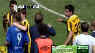 Kokorin Fight with Chanturia ( Dynamo v Alania ) 19.05.2013