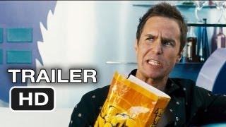 Seven Psychopaths Official Trailer #1 (2012) - Christopher Walken, Sam Rockwell Movie HD