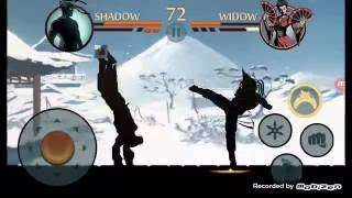 Shadow Fight 2- Shadow vs Widow