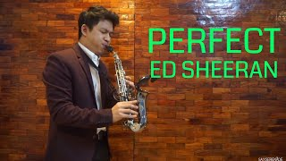 Perfect - Ed Sheeran (Saxophone Cover) Saxserenade